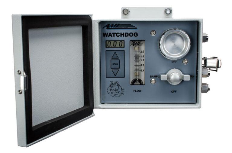 The Watchdog Oxygen (O2) Analyzer