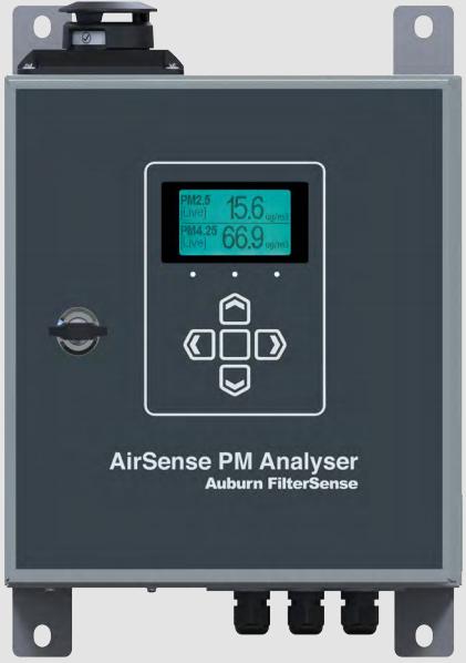 AirSense PM Analyzer